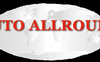 Nieuwe website Auto Allround